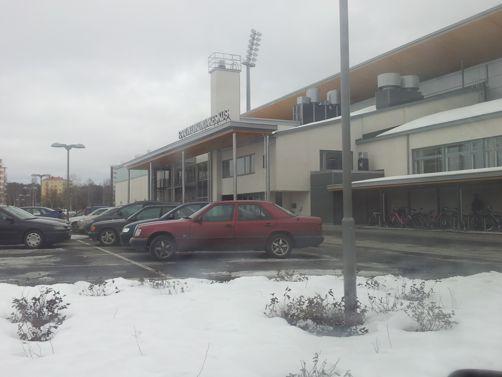 Oulun kaupunki Raatin uimahalli Oulu