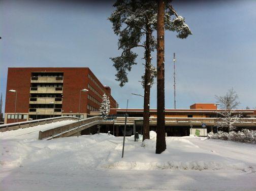 Kanta-Hämeen keskussairaala Hämeenlinna