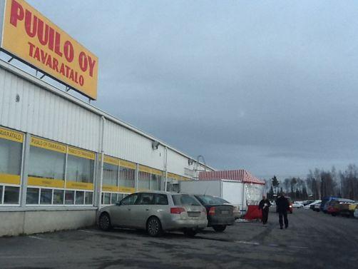 Puuilo Oy Oulu