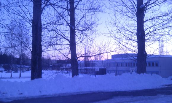 Tampereen kaupunki Kaukajärven koulu Tampere