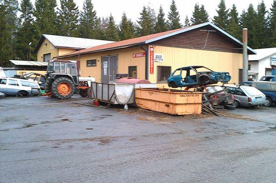 Ahlfors Mekaniska Hanko