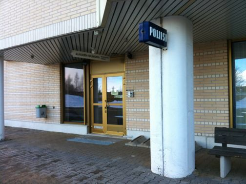 Pohjanmaan poliisilaitos Alavuden poliisiasema Alavus