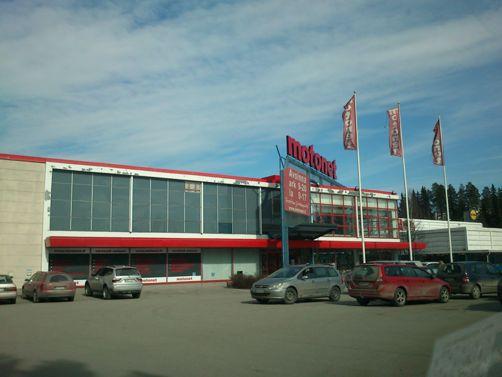 Motonet Kuopio Kuopio