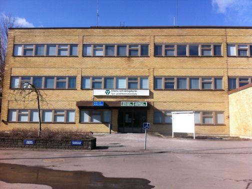 Lounais-Suomen poliisilaitos Paraisten poliisiasema Parainen