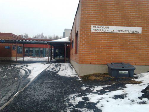 Oulun kaupunki Rajakylän terveysasema Oulu