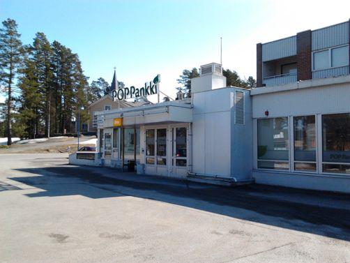 POP Pankki Tuusniemen Osuuspankki Tuusniemi