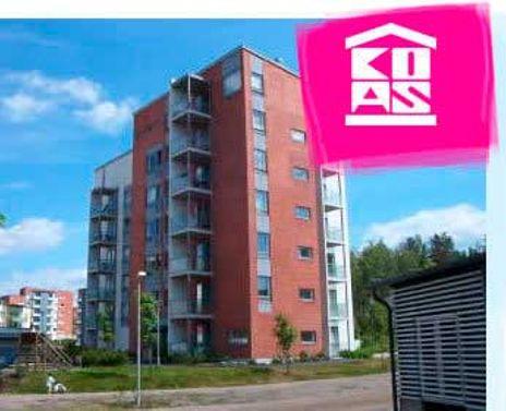 Keski-Suomen opiskelija-asuntosäätiö KOAS Jyväskylä