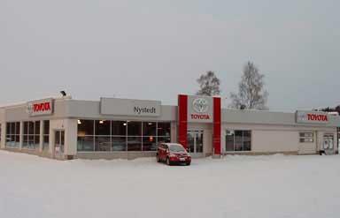 Autoliike Nystedt Oy - Bilaffär Nystedt Ab Pietarsaari