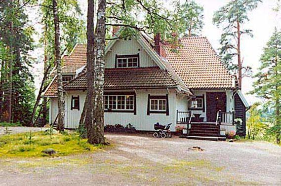 Ainola- Aino ja Jean Sibeliuksen koti Järvenpää