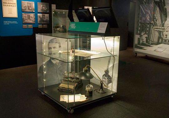 Päivälehden museo Helsinki