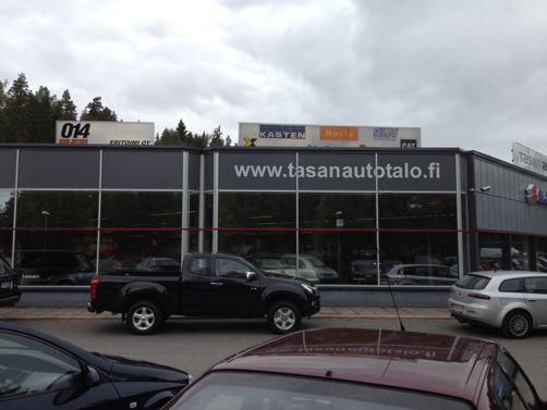 Tasan Auto Jyväskylä