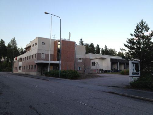 Kovanen Logistics Oy Vantaa