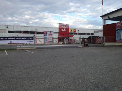 Starkki-Puukeskus Joensuu Joensuu