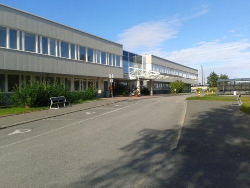 Länsi-Pohjan keskussairaala Kemi