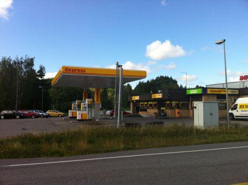 Shell Nurmijärvi Express Klaukkala Nurmijärvi