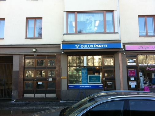 Oulun Pantti Oulu