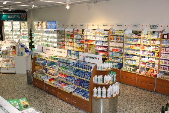 Länsikeskuksen apteekki Turku