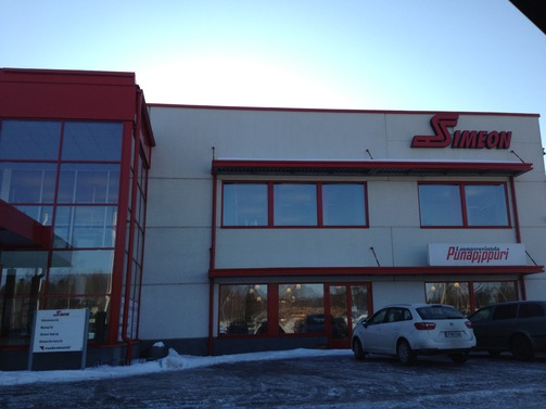 Lounasravintola Punapippuri Nurmijärvi