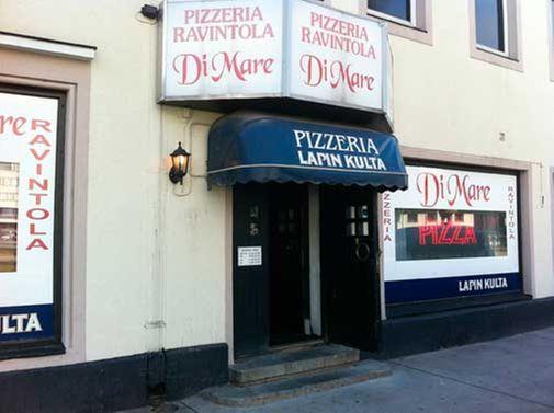 Pizzeria Di Mare Kemi