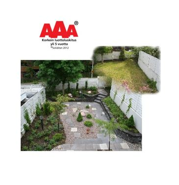 Suniplan Systems Oy Piha- ja puutarhasuunnittelu Sipoo