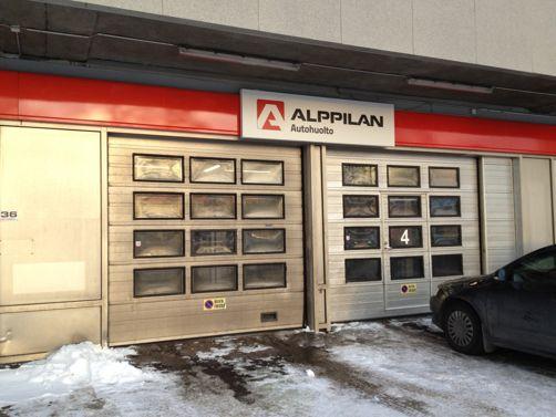Alppilan Autohuolto Oy Helsinki
