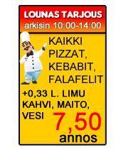 BerFin Pizzeria-Kebab Hämeenlinna