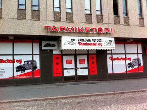 Tarviketori Oy Oulu