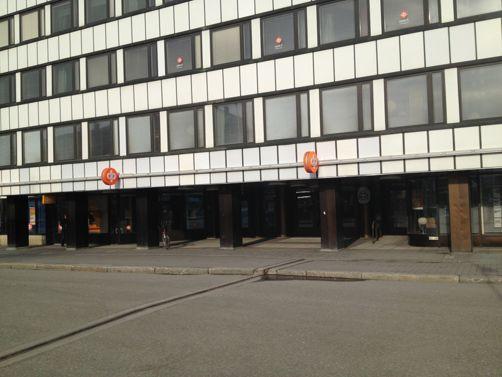 OP-Pohjola-ryhmä, Pohjois-Savon Osuuspankki pääkonttori Kuopio