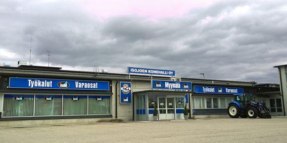 Isojoen Konehalli Oy / IKH Kauhajoki Kauhajoki