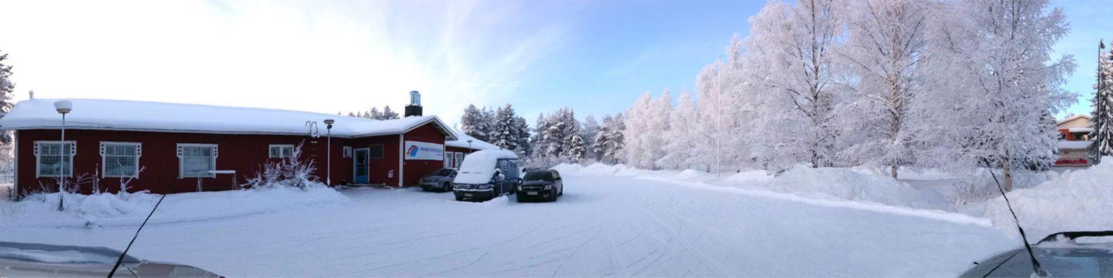Painatuskeskus Rovaniemi
