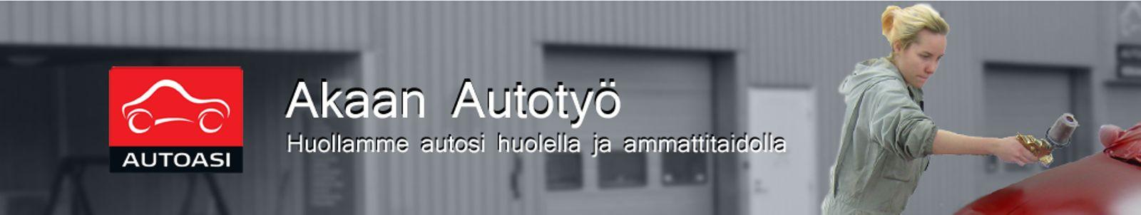 Akaan Autotyö