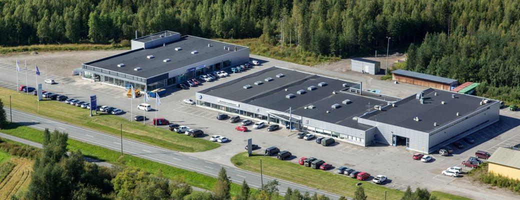 Pörhön Autoliike Oy Kajaani Tikkapurontie - Y-tunnus: 2046933-2 - Yritystiedot, taloustiedot ...