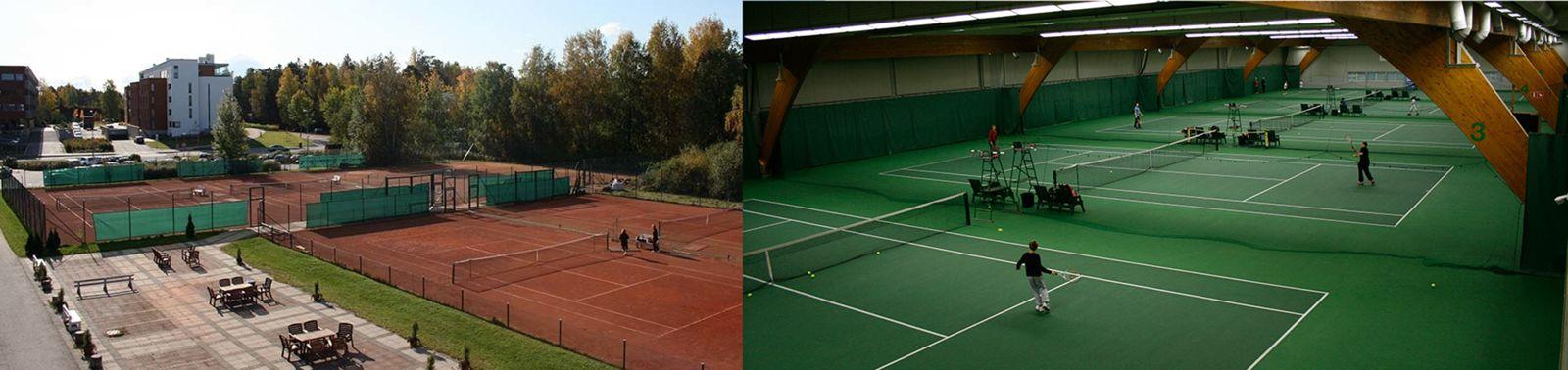 Tennispuisto