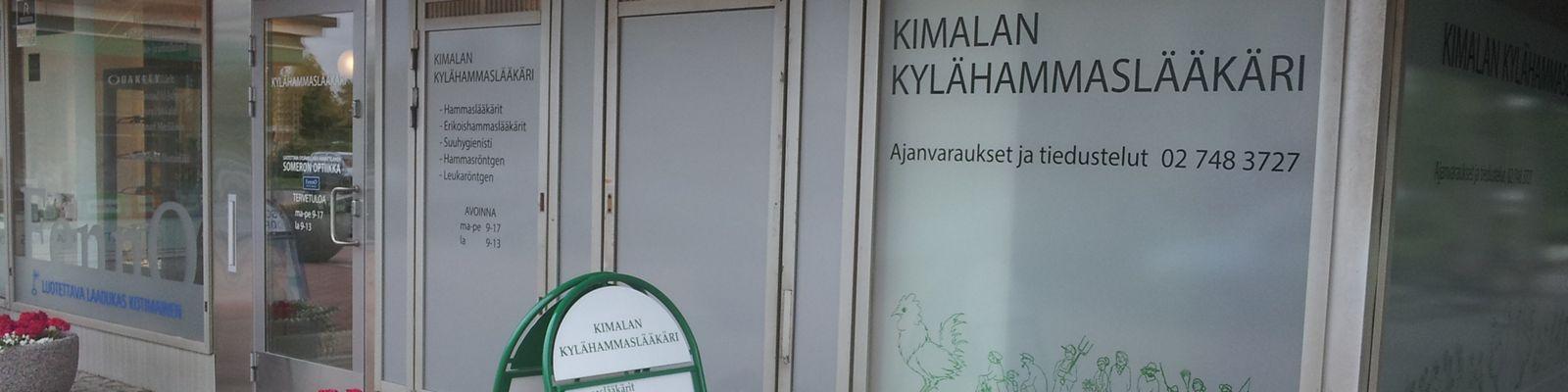Kimalan Kylähammaslääkäri
