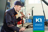 K1 Katsastus Turku, Itäharju