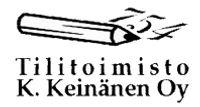 Tilitoimisto K. Keinänen Oy