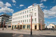 Pohjolan OP-Kiinteistökeskus/ Rovaniemi
