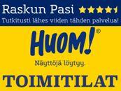 Pasi Rasku, Huom! Tampere, asunto- ja toimitilavälitys