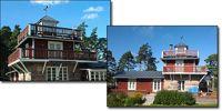 Rakennusliike/ Byggnadstjänst Österholm Leif