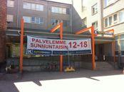 K-supermarket Lauttasaari