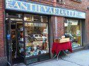 Antikvaarinen Kirjakauppa Kauppamakasiini
