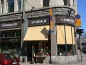 Antikvaarinen Kirjakauppa C Hagelstam