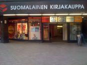 Suomalainen Kirjakauppa Helsinki Vuosaari Kauppakeskus Columbus