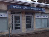 Osfix Oy/Hammaslääkäri Kari Luotio
