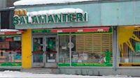 Akvaario- ja Eläinkauppa Salamanteri