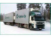 Kuljetusliike VP-Kuljetus Oy