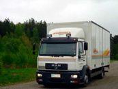 Kuljetuspalvelu A Tuomola