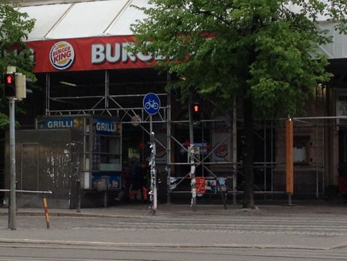 Burger King Mannerheimintie 12