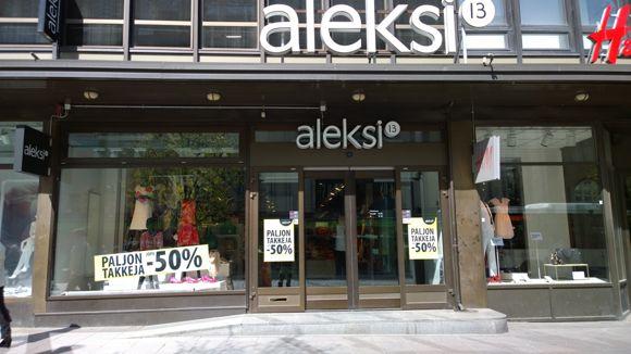 Aleksi 13 Tampere