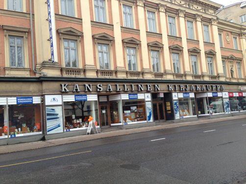 Turun Kansallinen Kirjakauppa Oy K-Toimistotukku